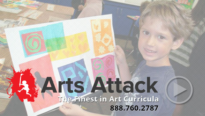 Arts Attack Featured Schools