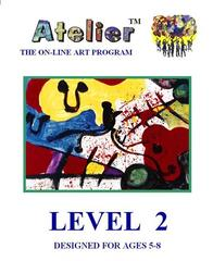 Atelier DVD - Level 2 (ages 5-8)