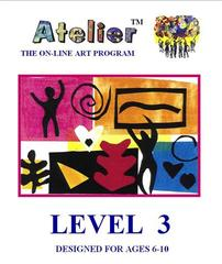 Atelier DVD - Level 3 (ages 6-10)