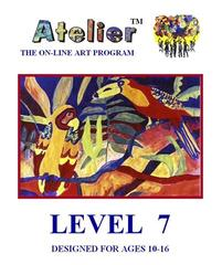 Atelier DVD - Level 7 (ages 10-15)