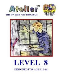 Atelier DVD - Level 8 (ages 12-16)
